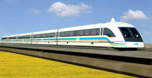 Changsha Maglev Train-Changsha airport to Fast train station